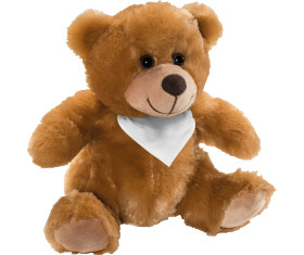 Teddybär Mama aus Plüsch