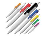 Kugelschreiber mit Clip Fingerzeig